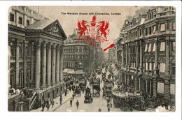 CPA - Cartes Postales-Royaume Uni - London-The Mansion House And Cheapside- S4005 - Other