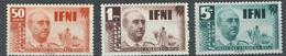 IFNI  EDIFIL 73/75  MNH  ** - Ifni