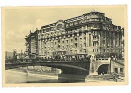 CPA HONGRIE WIEN HOTEL DIANABAD - Hongrie