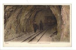 21125 - Jungfraubahn Eigerwand-Eismeer - BE Berne