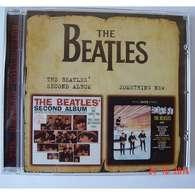 The Beatles - The Beatles Second Album / Something New (CD-Maximum, 2000) Rus New - Rock