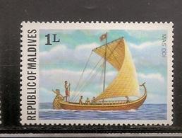 MALDIVES NEUF SANS TRACE DE CHARNIERE - Maldives (1965-...)