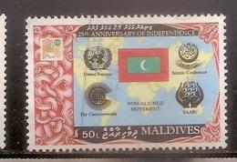 MALDIVES OBLITERE - Maldives (1965-...)