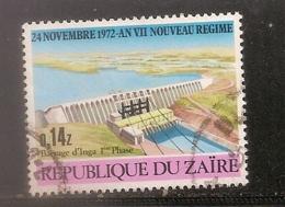 ZAIRE OBLITERE - Zaire