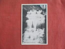 Dead Man's Falls  Canada  ??? Ref 3096 - Postcards
