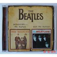 The Beatles  - Introducing...the Beatles / Meet The Beatles! (CD-Maximum, 2000) Rus - Rock
