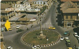 Northern Cyprus -  Lefkosa Ataturk Meydani (Nikosia Ataturk Square) - Other - Europe