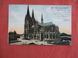 Germany > North Rine-Westphalia > Koeln Koln  Has Stamp & Cancel  Ref 3096 - Koeln