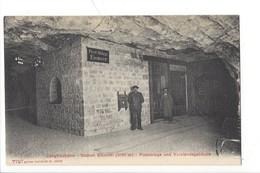 21128 - Jungfraubahn Station Eismeer Postablage Und Vorstandsgebäude - BE Bern