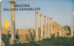 Northern Cyprus -  Magosa Salamis Harabeleri (Famagusta Salamis Ruins) - Other - Europe