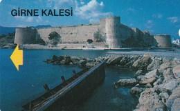 Northern Cyprus -  Girne Kalesi (Kyrenia Castle) - Other - Europe