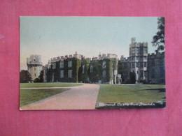 England > Warwickshire > Warwick Castle   Has Stamp & Cancel  Ref 3096 - Warwick