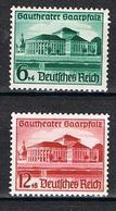 ALLEMAGNE EMPIRE 614/615* - Deutschland