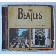 The Beatles - Abbey Road / Hey Jude (CD-Maximum, 2000) Rus - Rock