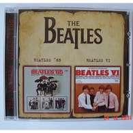 The Beatles - Beatles`65 / Beatles VI (CD-Maximum, 2000) Rus - Rock