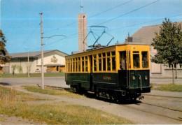 Chemins De Fer Régionaux Et Urbains - HAGONDANGE - Motrice Tramway Ex Paris C.G.P.T. , Type 500  - Format CPM - 2 Scans - Matériel