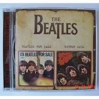 The Beatles - Beatles For Sale / Rubber Soul (CD-Maximum, 2000) Rus - Rock