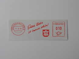 Ema, Meter, Leer, Leather - Timbres