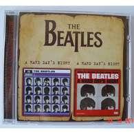 The Beatles - A Hard Day`s Night Parlaphone `64 /  A Hard Day`s Night United Artist `64 (CD-Maximum, 2000) Rus - Rock
