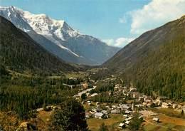 CPSM Argentière Et Le Massif Du Mont Blanc                               L2736 - France