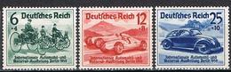 ALLEMAGNE EMPIRE 627/629* - Deutschland