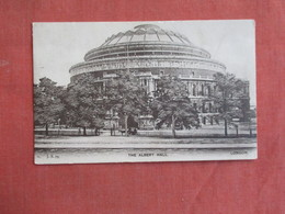 Cuba Stamp & Cancel   England > London Albert Hall   -ref 3096 - London