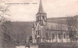 St Martin Du Vivier  (76 - Seine Maritime)   L'Eglise - France