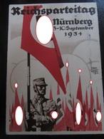 Postkarte Reichsparteitag 1934 Propaganda - Nürnberg - Deutschland