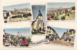 Merlimont-Plage.  Multivues - Otros Municipios