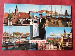 Nederland Volendam ( Klederdracht ) - Kostums
