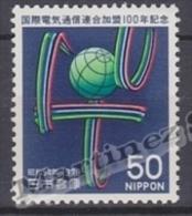 Japan - Japon 1979 Yvert 1308, Centenary Of UIT Admission - MNH - Nuevos