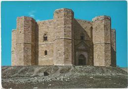 V3241 Andria - Castel Del Monte - Chateau Castle Castello Schloss Castillo / Non Viaggiata - Andria