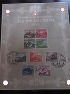 Gedenkblatt WHW Winterhilfe 1940 - Deutschland