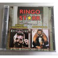 Ringo Starr - Ringo`s Rotogravure / Ringo The 4th (CD-Maximum Rec. 1999) - Rock