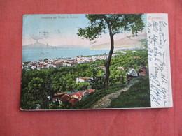 Italy >  Sorrento    Has  Stamp & Cancel     -ref 3096 - Napoli (Naples)