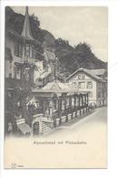 21133 - Alpnachstad Mit Pilatusbahn Hotel - OW Obwald