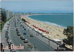 La Baule: PEUGEOT 205, CITROËN GS, BX, RENAULT 18 BREAK, VW GOLF, FIAT UNO - Le Front De Mer - Toerisme