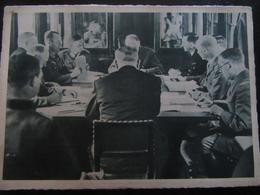 Postkarte Kapitulation Compiègne 1940 - Photo Hoffmann - Deutschland