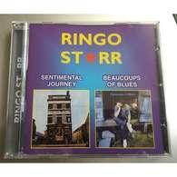 Ringo Starr - Sentimental Journey / Beaucoups Of Blues (CD-Maximum Rec, 1999) - Rock
