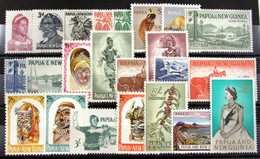 Papúa Nueva Guinea 18/40 ** - Papouasie-Nouvelle-Guinée