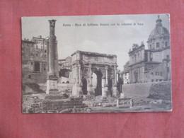Italy > Lazio > Roma (Rome)    Has  Stamp & Cancel     -ref 3096 - Roma (Rome)