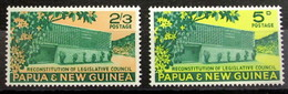 Papúa Nueva Guinea 42/3 ** - Papouasie-Nouvelle-Guinée