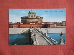 Italy > Lazio > Roma (Rome)     Has  Stamp & Cancel     -ref 3096 - Places