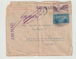 MiNr. 85, 89  Panama-Kanalzone,  1931, 18. Nov./1949. Gaillard-Durchstich Des Panamakanals. - Panama
