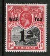 ST.HELENA   Scott # MR 2* VF MINT LH (Stamp Scan # 434) - Saint Helena Island