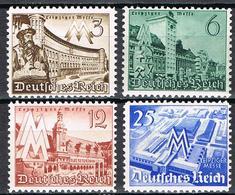 ALLEMAGNE EMPIRE 663/666** - Deutschland