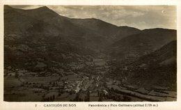 CASTEJON DE SOS PANORAMA Y PICO GALLINERO - Huesca