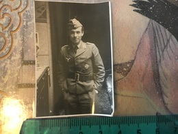Militaria - Soldat Nazi  WW II  Zwickau  Photo Real - 1939-45