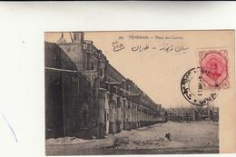 Tèhèran  Iran To Berna Suisse Carte Postale Used 1921 - Iran
