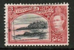 TRINIDAD & TOBAGO   Scott # 52 VF USED (Stamp Scan # 434) - Trinidad & Tobago (...-1961)